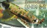 Plastyk  S 049 Messerschmitt Bf-109 G-2