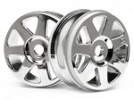 HPI V7 Wheel Chrome