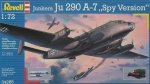 REVELL 04285 Ju-290 A-7 SPY VERSION