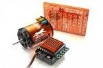 Zestaw napędowy SkyRC Cheetah1/10 +regulator ESC 6