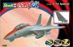 REVELL 06623 F-14 TOMCAT EASY 1/100