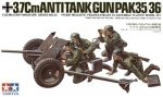 Tamiya 35035 GER. 37mm ANTI-TANK 1/35