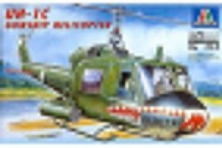 ITALIERI 0050 UH-1C GUNSHIP 1/72