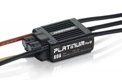 Regulator Platinum 60A V4 Hobbywing
