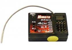 Odbiornik 4-kanałowy Do Aparatury Himoto HMHTX