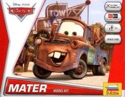 ZVEZDA 2011 DISNEY CARS - MATER 1:43