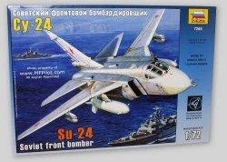 ZVEZDA 7265 SU-24 1/72