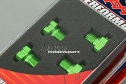 TRAXXAS - komplet piasy kół HEX 17mm
