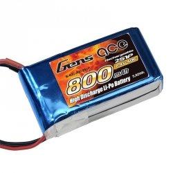 Akumulator GENS 7,4V LiPo 800mAh 40C