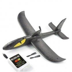 Samolot styropianowy - rzutek 355mm - z napędem -