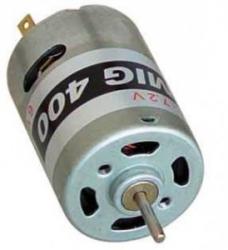 Silnik szczotkowy MIG 400 7.2V GPX do aut 1/16