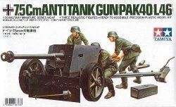 7.5cm Anti Tank Gun Pak40/L46