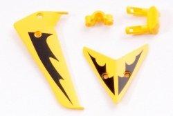 Lotki  tylnego ogona żółte  S 107g