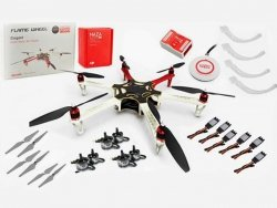 Hexacopter DJI F550 + Naza-M Lite + GPS + E305