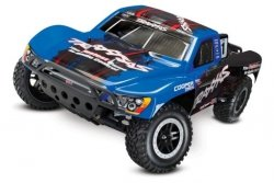 TRAXXAS 1/10 4X4 SLASH SHORT COURSE TRUCK AUDIO/ T AUTO RC