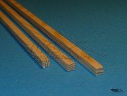 Listwa sosnowa - 3x8x1000mm