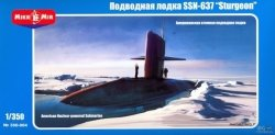 Mikromir 350-004 1/350 SSN-637 Sturgeon