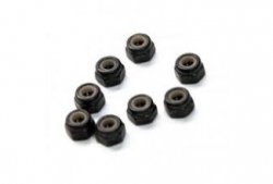 Nylon Nut M4*8pcs H02055
