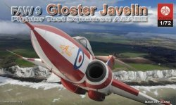 Plastyk S-057 FAW-9R Gloster Jewel.