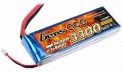 Akumulator Gens Ace 3300mAh 7,4V 25C 2S1P