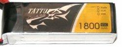 Akumulator / Bateria Tattu 1800mAh 11,1V 45C 3S1P