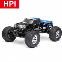HPI  RTR SAVAGE XL 5.9 WITH  NITRO GT AUTO RC