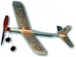 Rzutka Guillows Flying Machine Strato 432mm