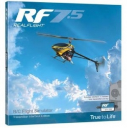 Symulator REALFLIGHT RF7.5 Interface Z4514