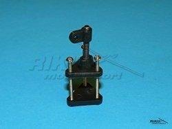 Dźwignia steru z uszkiem 34mm, fi2mm, M3
