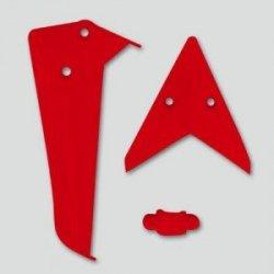 Syma S5 Dekoracja ogona lotki czerwone - S5-02B