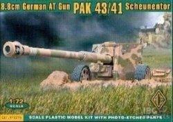 ACE 72215 1/72 Scheunentor Pak 43/41 88mm