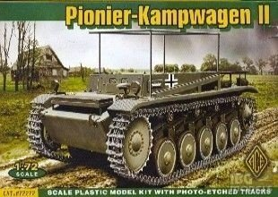 ACE 72272 1/72 Pionier-Kampwagen II