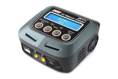 Kompaktowa Ładowarka SkyRC S60 60W 6A Nowy Typ