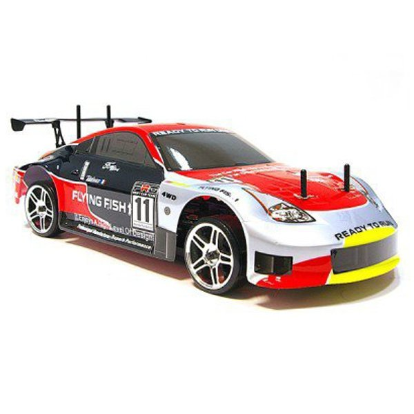 Himoto: Himoto DRIFT TC 2,4GHz HSP Flying Fish 1