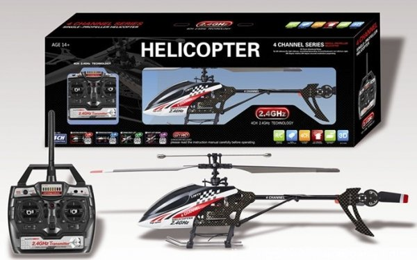 Helikopter Lofty FX059  2,4GHz