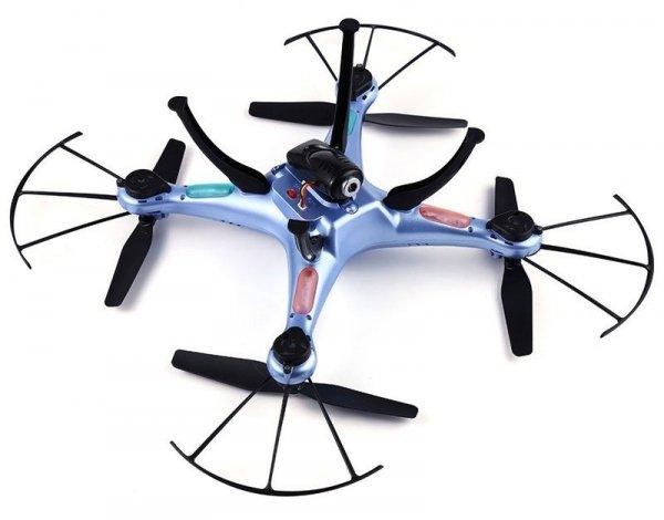 Dron Syma X5HC kamera 2MP, 2.4GHz, funkcja zawisu,