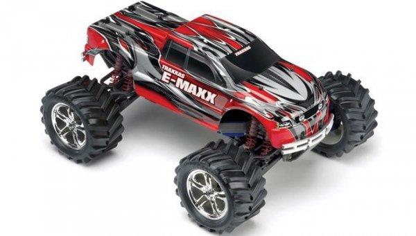 Traxxas 1/10 E-MAXX Monster Truck - zestaw RTR