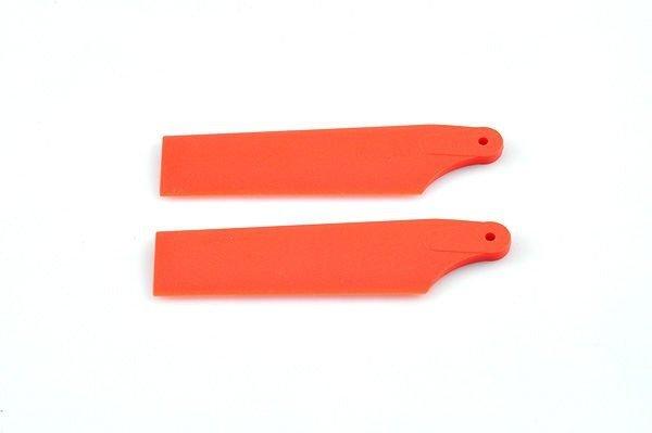 450 SPORT/PRO – Łopatki ogonowe czerwone