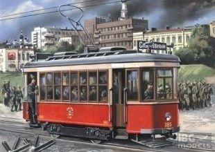 """MW 7230 1/72 Tramway series """"X"""" [Kharkov"""