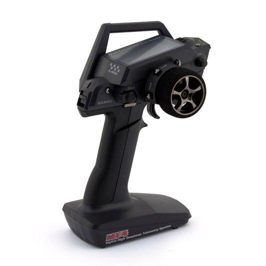 Aparatura samochodowa SANWA MT-4S 2,4 GHz