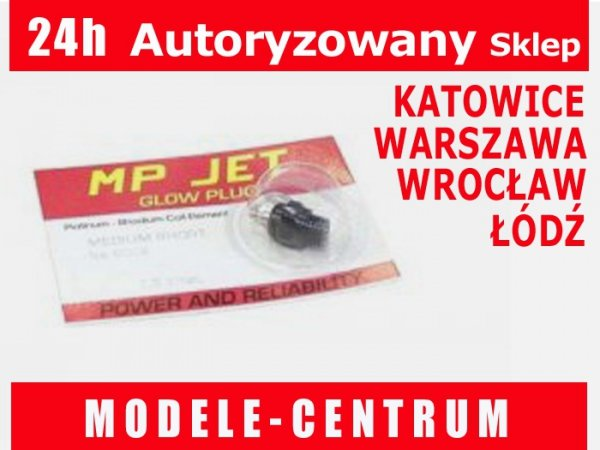 Świeca Cold Short - 6005 ZIMNA   MP-JET
