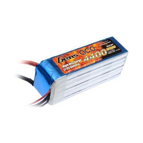Akumulator Gens Ace: 4400mAh 22.2V 45C