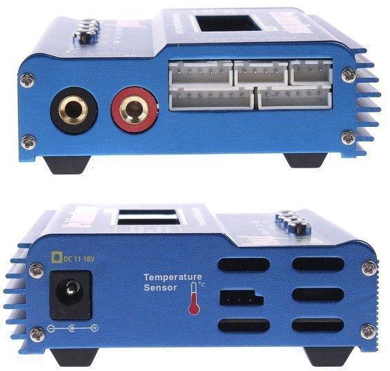 Ładowarka  iMAX B6  z kompletem przewodów