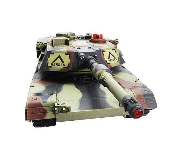 Czołg Abrams M1A2 RTR 1:24