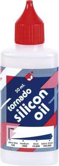Tornado - olej silikonowy 200cSt - do amor 50ml
