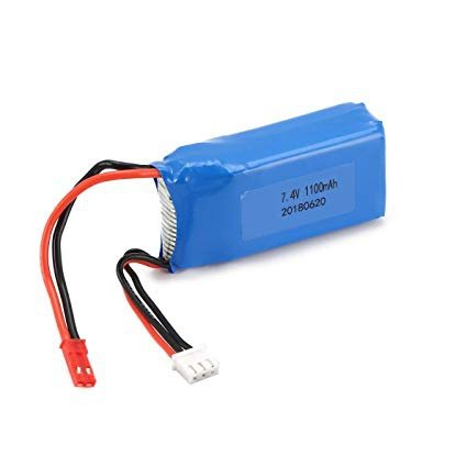 Akumulator 7,4 1100mA dla samochodów 1/18 Wl A949