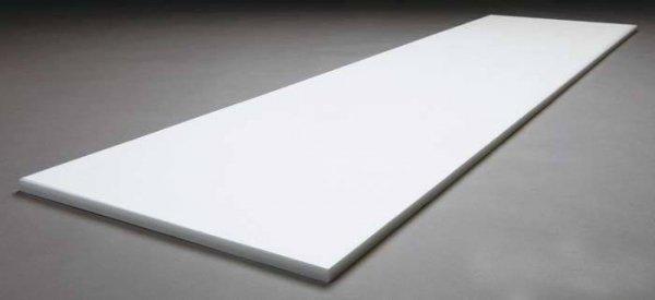 Biała płyta depronowa 1194 x 292 x 2 mm - Electrif