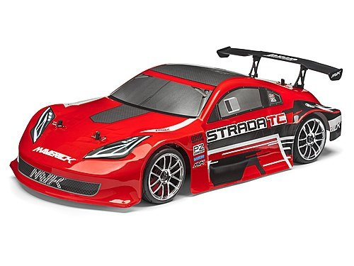 MAVERICK STRADA RED TC 1/10 4WD ELECTRICC TOURING CAR AUTO RC