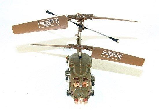 Mikrośmigłowiec  Bojowy Black Hawk