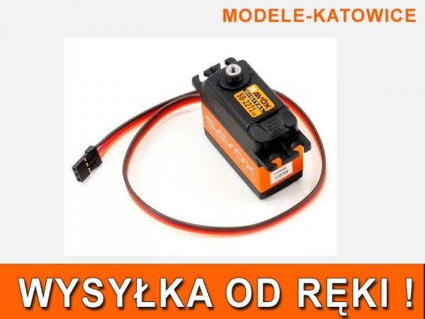 SAVOX SERWO CYFROWE SB2271SG HV